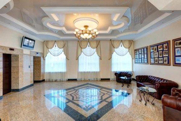 Отель Сибирь - фото 18