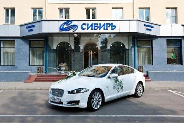 Отель Сибирь - фото 21