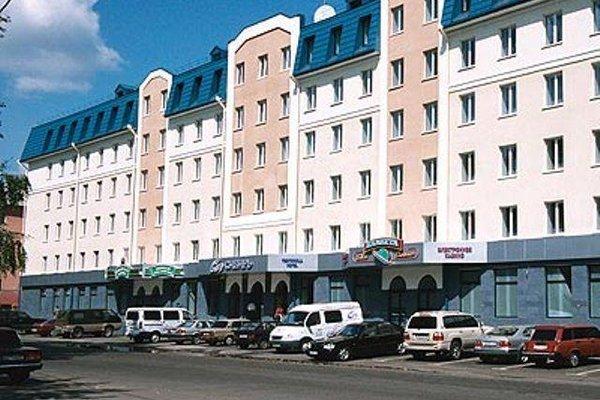Отель Сибирь - фото 22