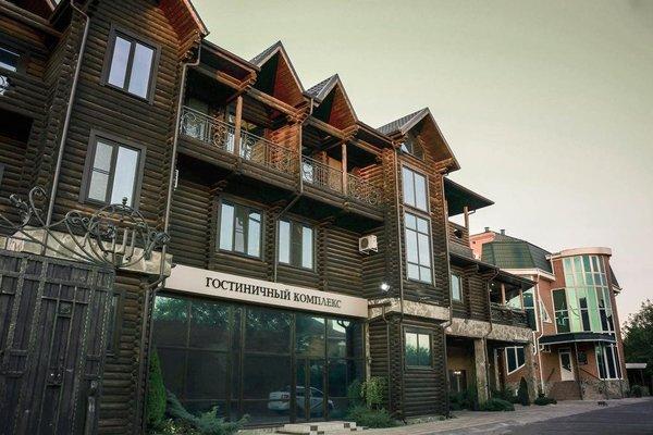 Гостиница Вилла Клаб - фото 22