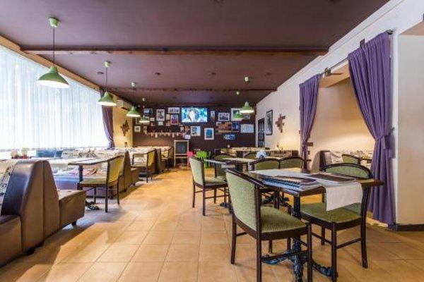 Отель Роза Ветров - фото 9