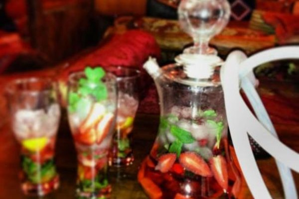 Отель Оазис - фото 11