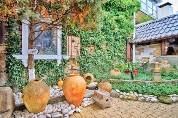 Отель Оазис - фото 17