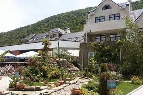 Отель Оазис - фото 18