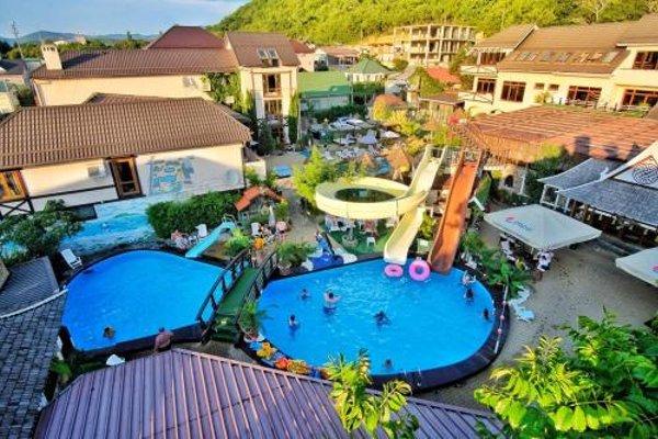 Отель Оазис - фото 19