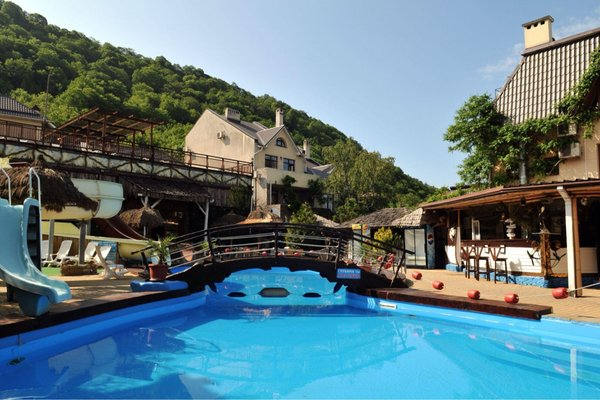 Отель Оазис - фото 20