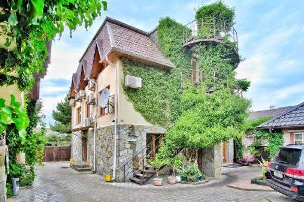 Отель Оазис - фото 22