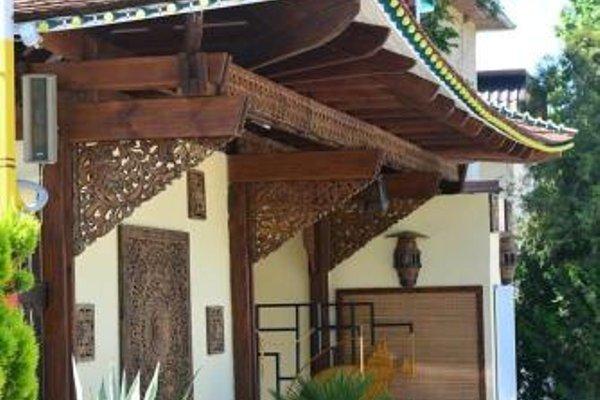 Отель Оазис - фото 23
