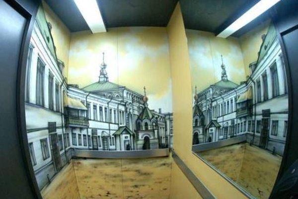 Отель Столица Поморья - фото 18