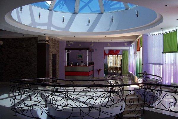 Отель Капитан - фото 14