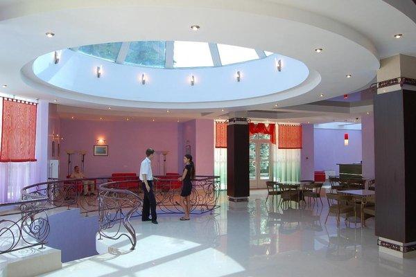 Отель Капитан - фото 16