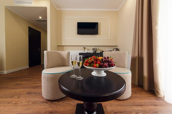 Отель Голубая Лагуна - фото 16