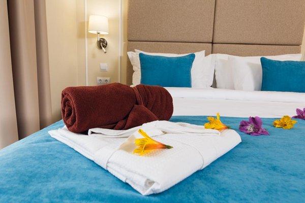 Отель Голубая Лагуна - фото 3