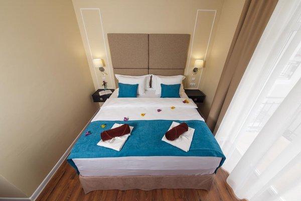 Отель Голубая Лагуна - фото 6