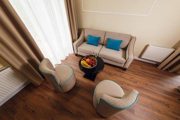 Отель Голубая Лагуна - фото 7