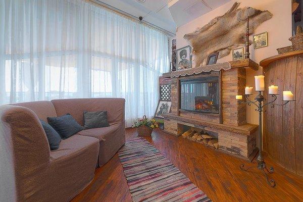 Отель Голубая Лагуна - фото 8