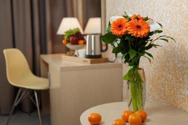 Отель Агат - фото 14