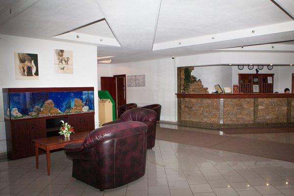 Загородный клуб Айвенго Гостиница Джунгли - фото 15