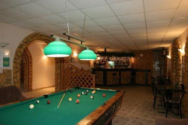 Загородный клуб Айвенго Гостиница Джунгли - фото 17