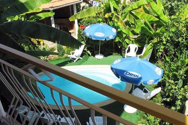 Отель Банановый Рай - фото 50