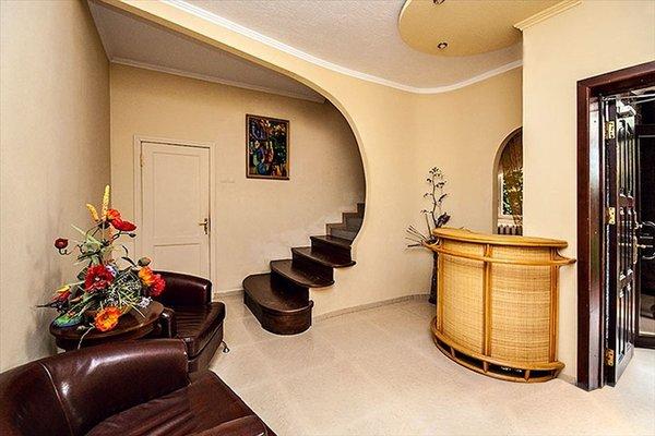 Отель Банановый Рай - фото 13