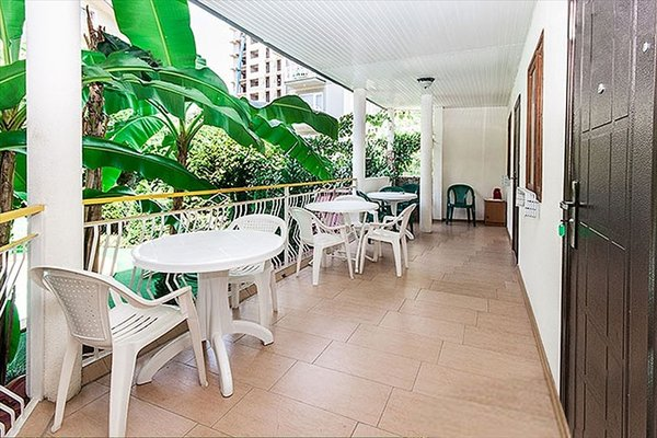Отель Банановый Рай - фото 18