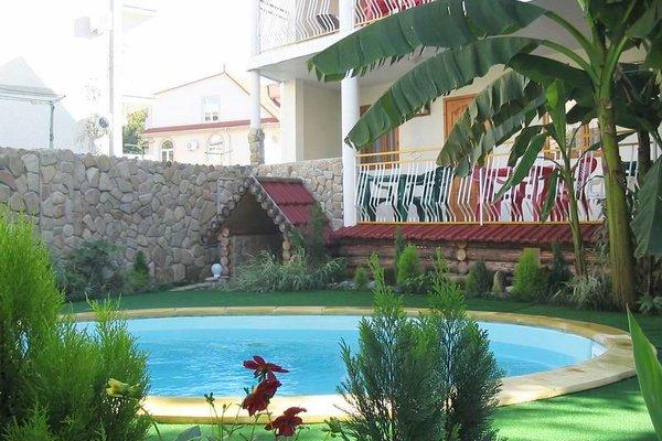 Отель Банановый Рай - фото 22