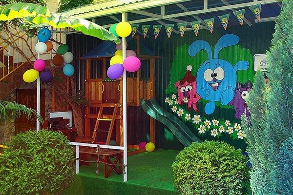 Отель Банановый Рай - фото 8