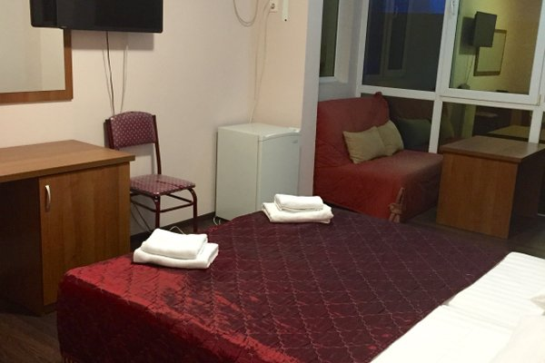 Отель Гавана - фото 3