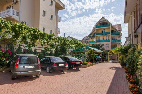 Гостиница Пальма - фото 20