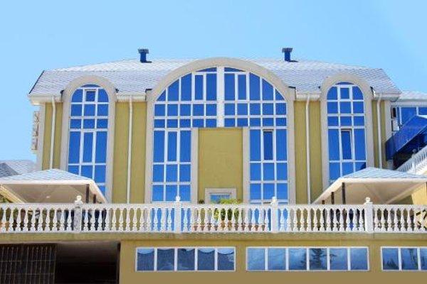 Гостиница Эдэран - 26