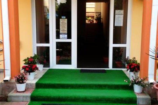 Отель Ростов - фото 16