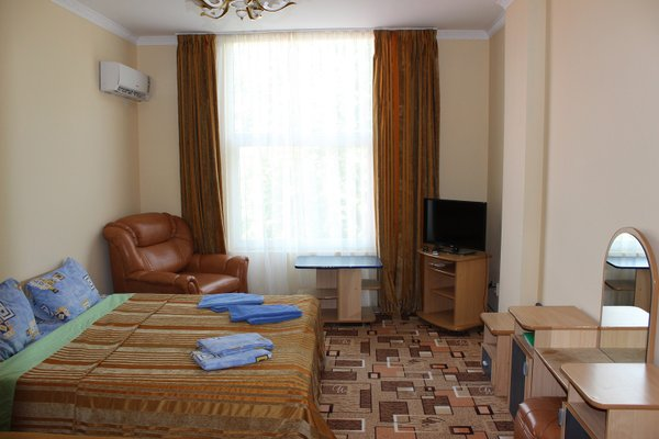 Отель «Илиада» - фото 3