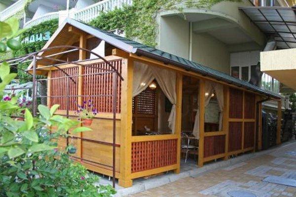 Парадиз Отель - фото 16