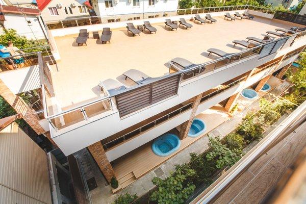 Мини-отель Блисс Хаус - фото 20