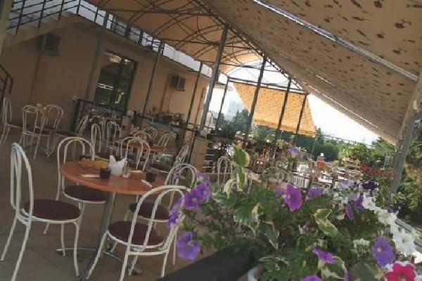 Гостиница Флора - фото 16