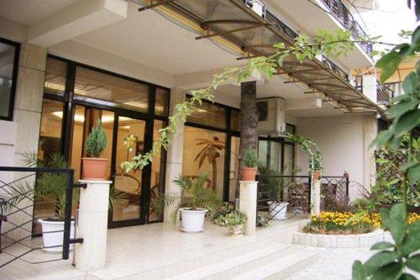 Гостиница Флора - фото 18