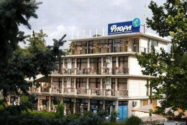 Гостиница Флора - фото 23