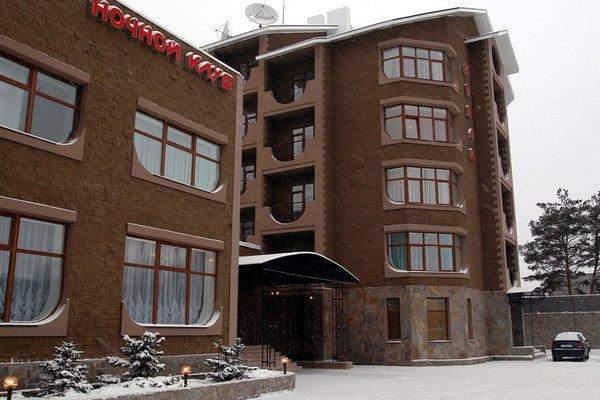 Гостиничный комплекс Тау-Таш - фото 20