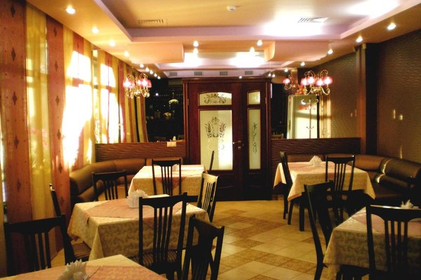 Мини-Отель Турмалин - фото 16
