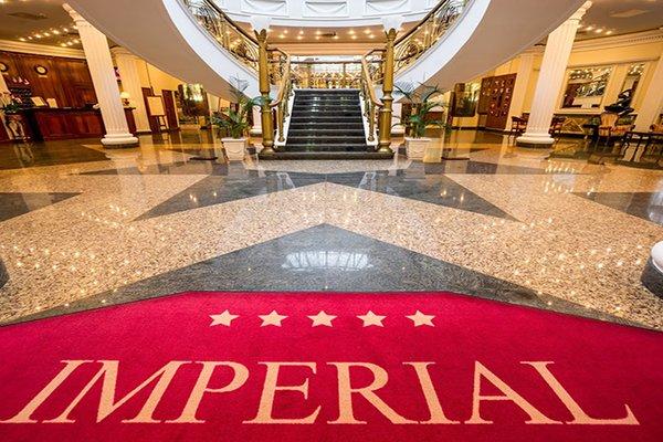 Империал Парк отель и Спа - фото 6