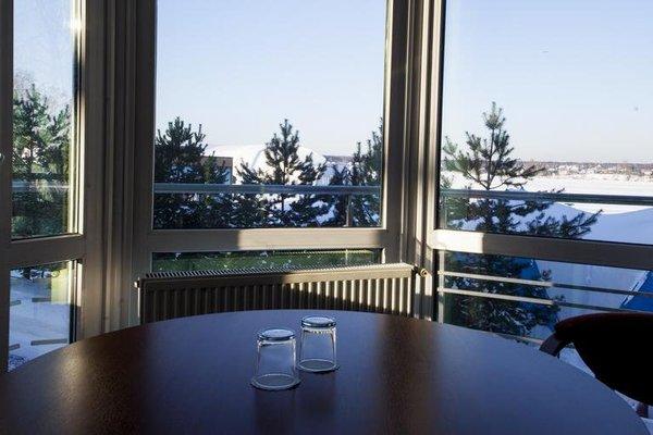 Отель Яхт Клуб Новый Берег - фото 14