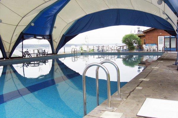 Отель Яхт Клуб Новый Берег - фото 20