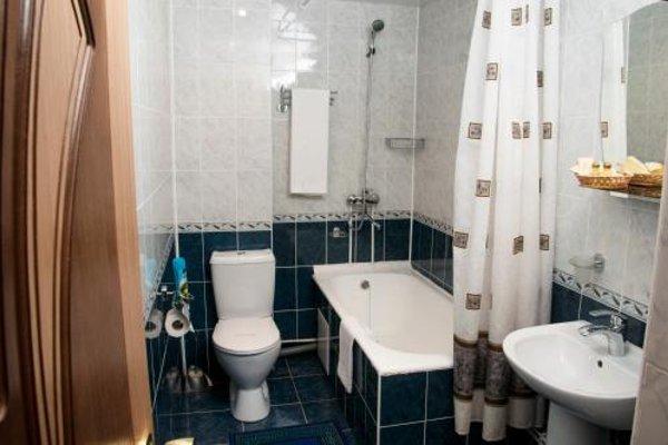 Отель Знаменск - фото 11