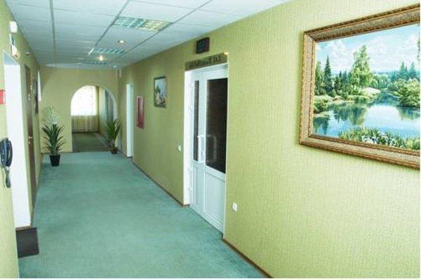 Отель Знаменск - фото 17