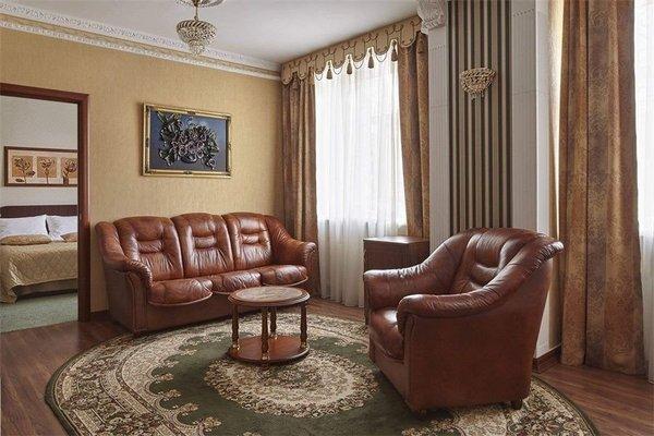 Отель Знаменск - фото 5