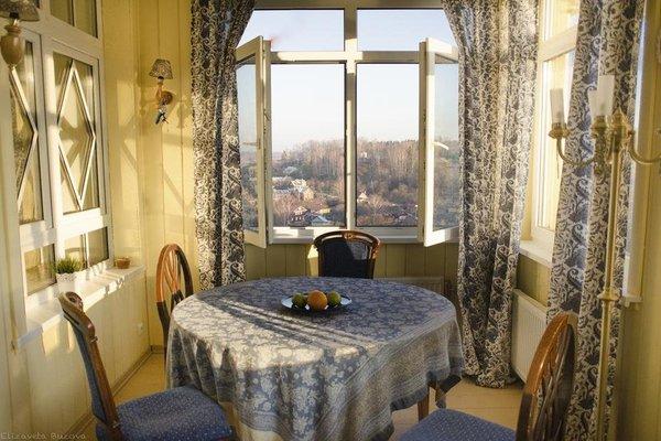 Русско-французский отель Частный Визит - фото 50
