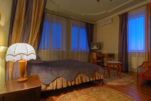 Отель Зорянка - фото 12