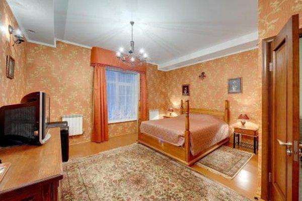 Отель Зорянка - фото 3