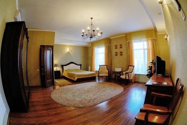 Отель Зорянка - фото 6